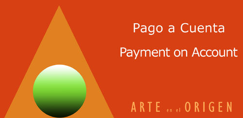 Art in the Origin - Payments on account